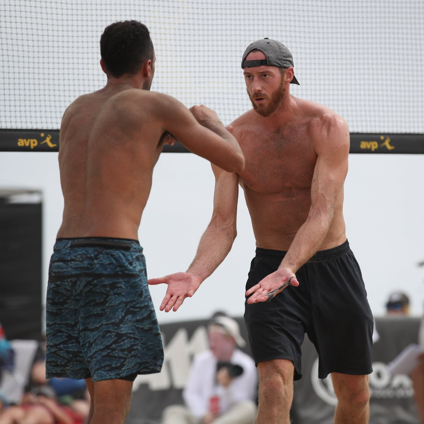 The indoor player has had four different partners during the AVP season (Photocredit: AVP)