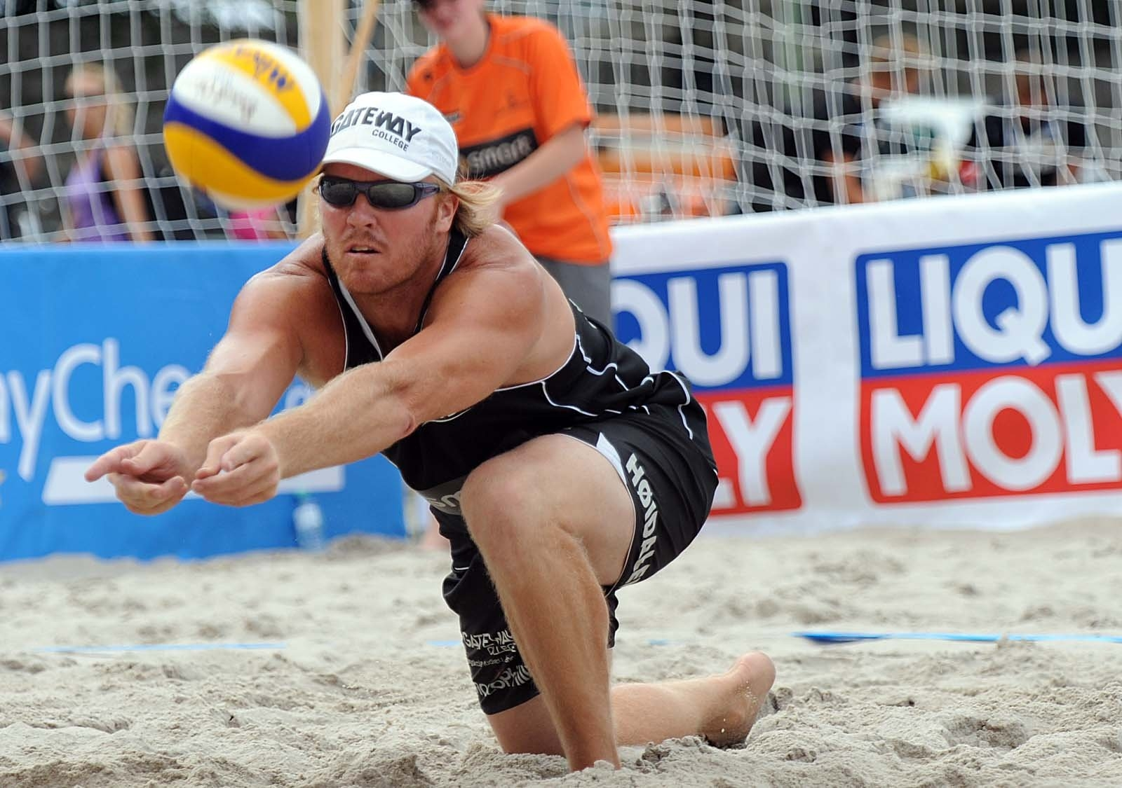 A two-time Olympian, Hoidalen last competed internationally in 2012 (Photocredit: FIVB)