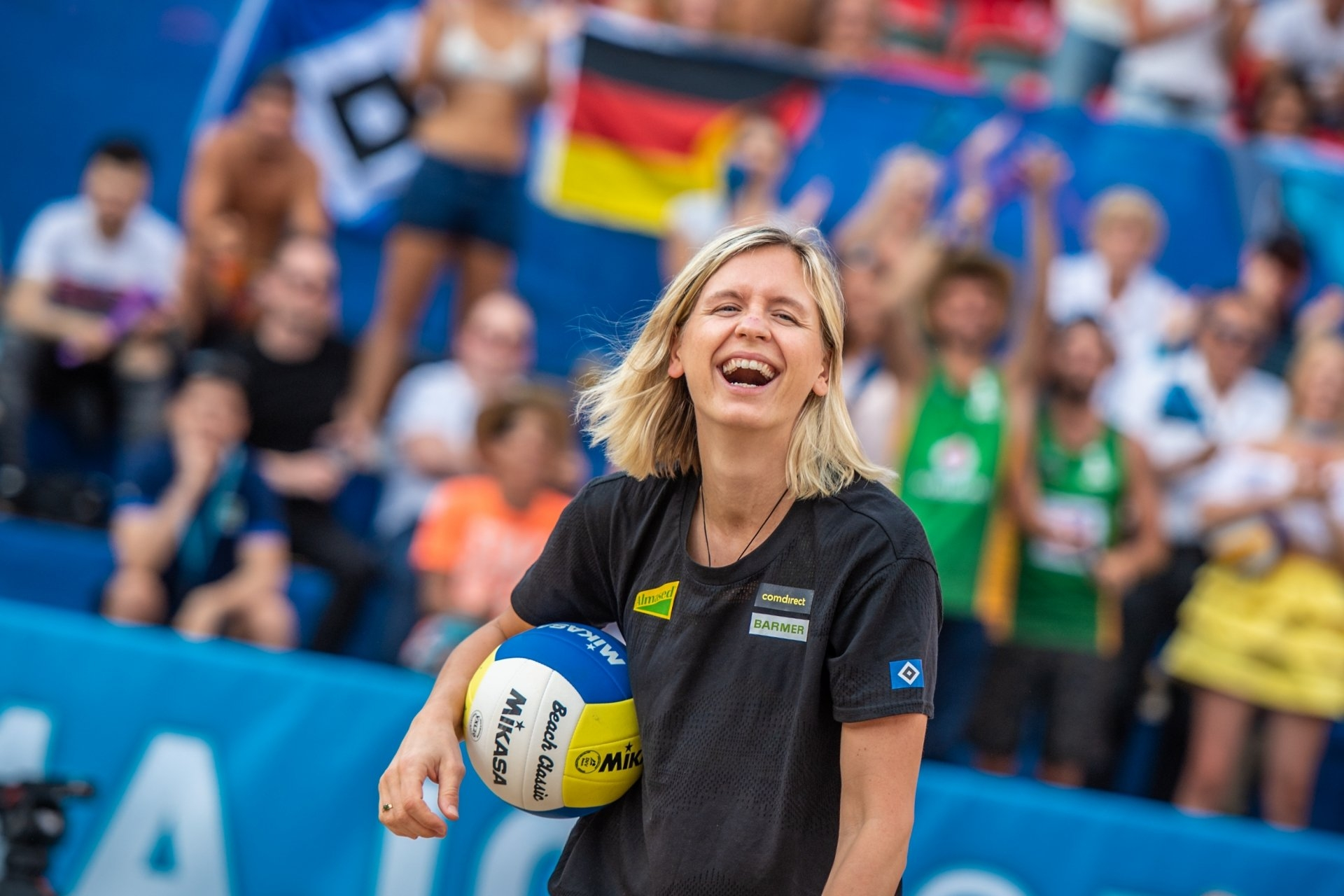 Olympic champion Laura Ludwig will return to the World Tour in 2019 with Maggie Kozuch