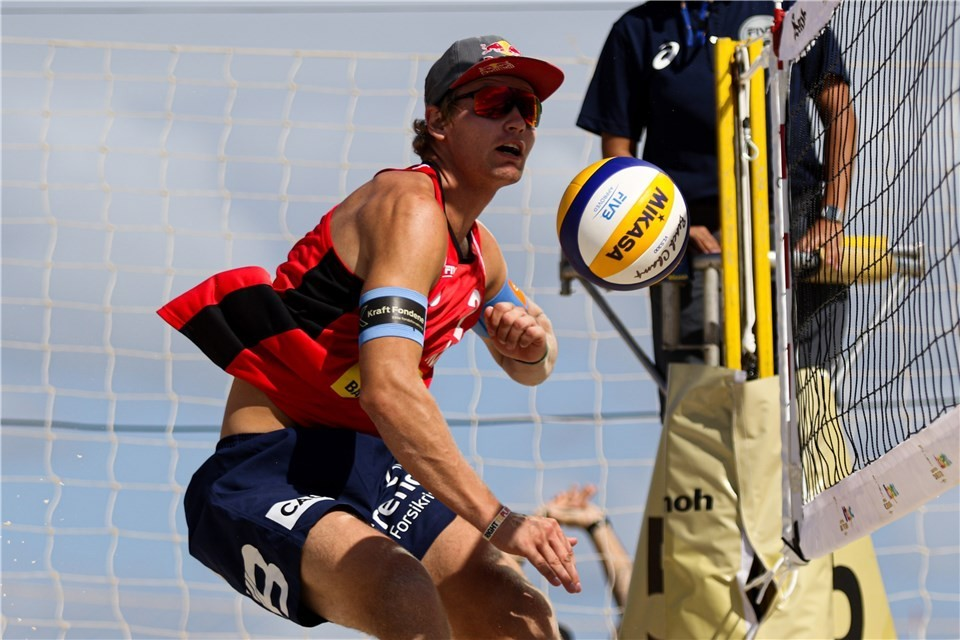 Christian Sørum and Anders Mol won a silver medal in Itapema last season (Photocredit: FIVB)