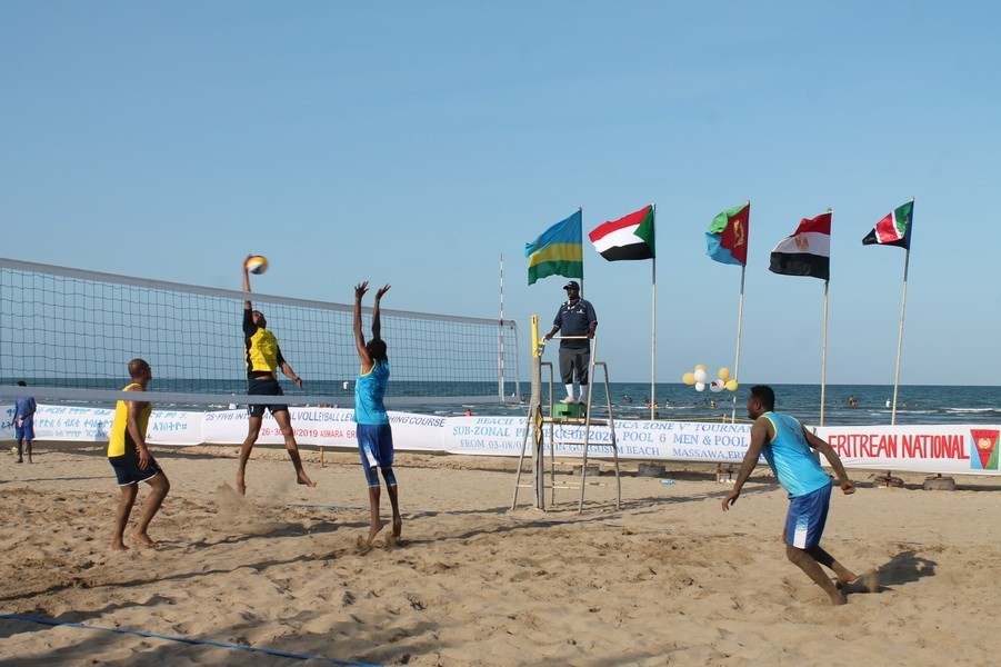 The last event of the African Continental Cup took place in Massawa, Eritrea
