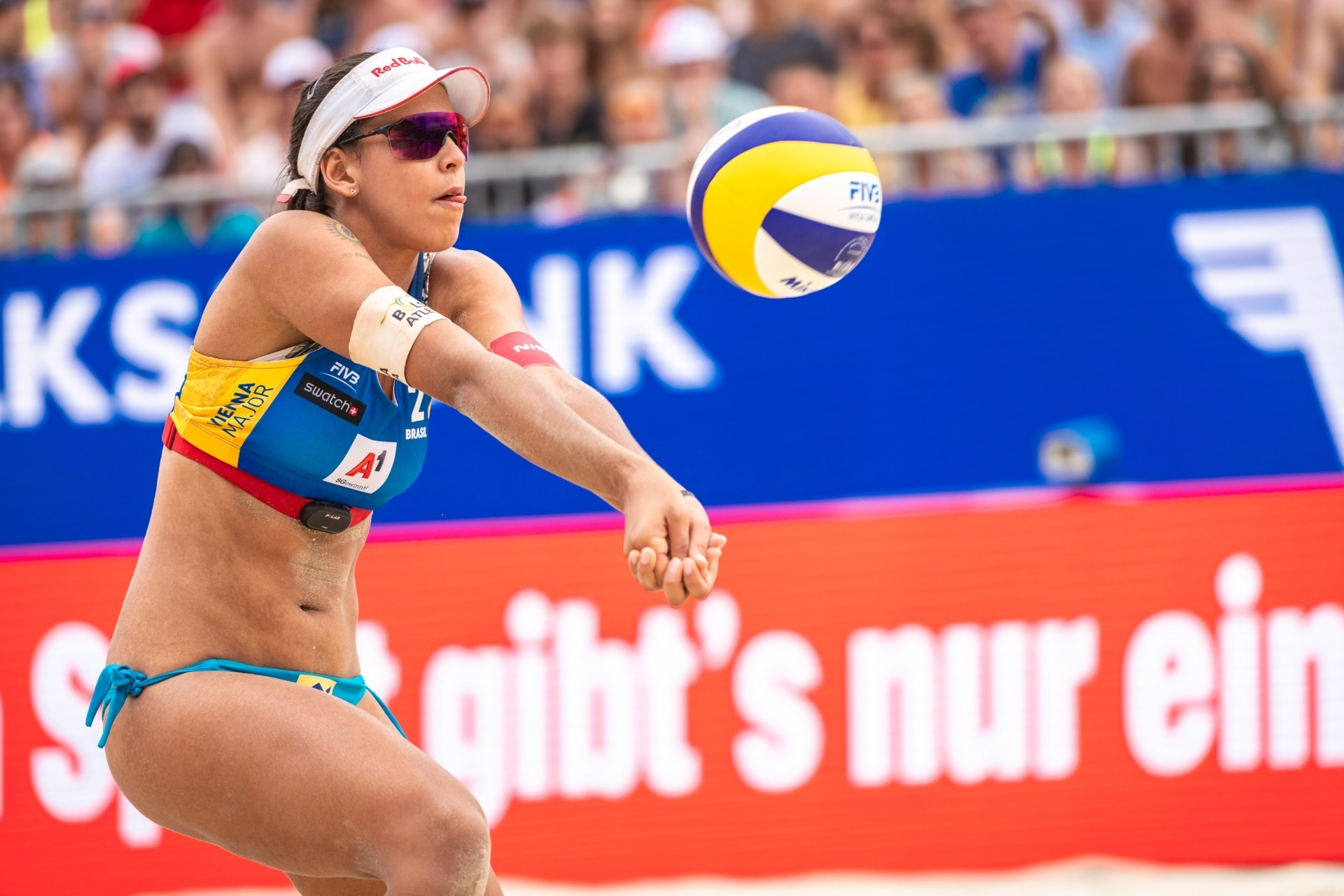 Brazilian star Duda will play in front of her family and friends this weekend