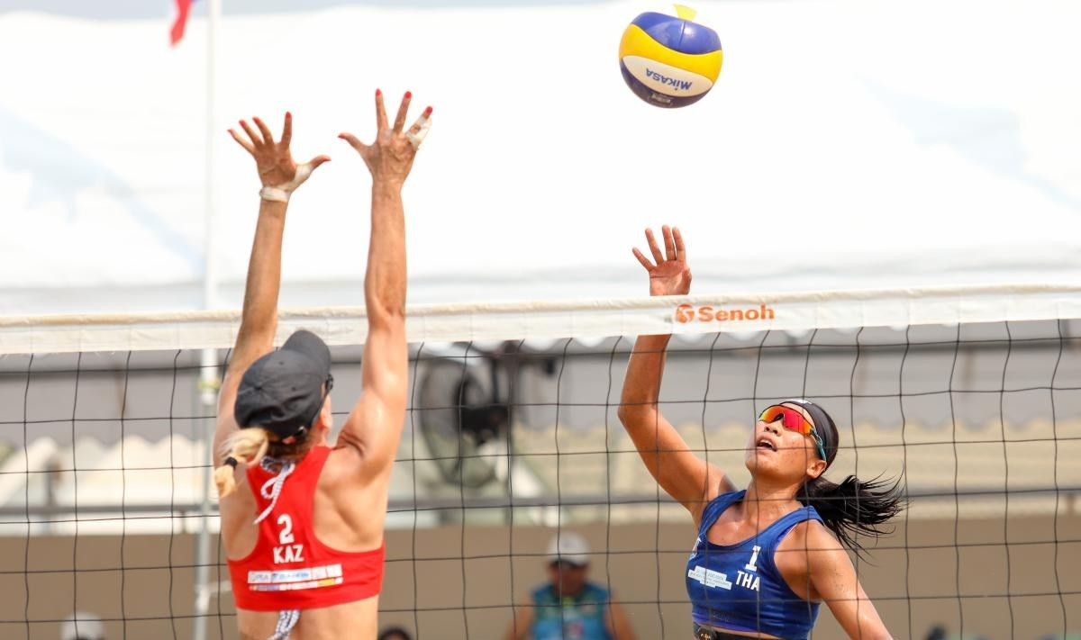 Beach volleyball could restart in Asia as early as August