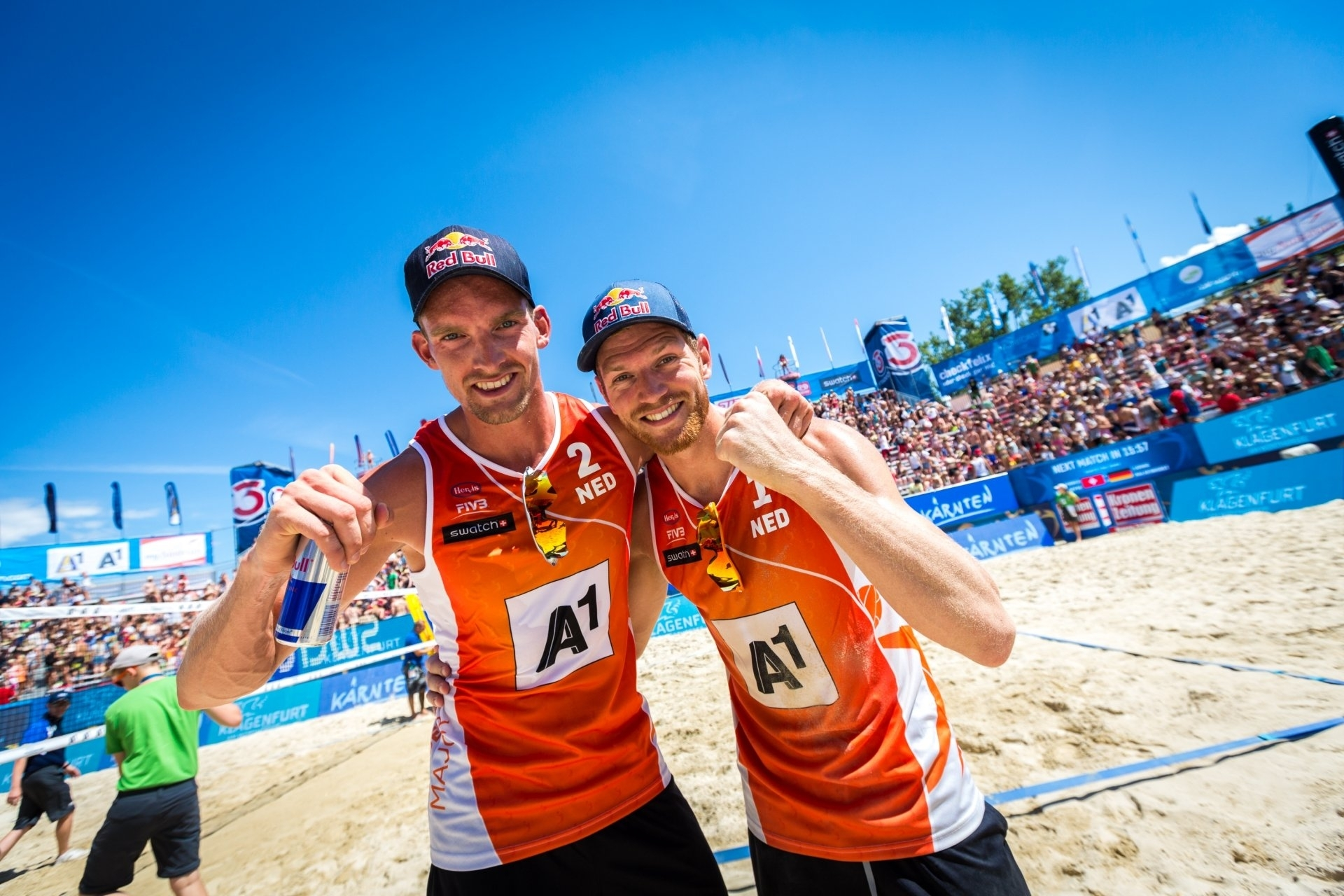 Alex and Robert ended a run of over two decades with a European men's gold medal in the US
