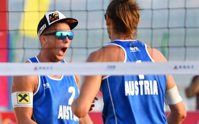Silver for Schnetzer and Müllner