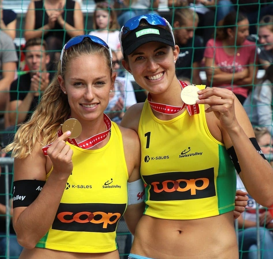 Betschart and Hüberli came out on top in the Swiss Tour