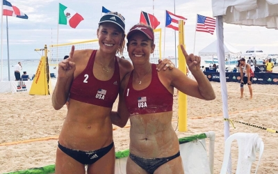 USA and Mexico dominate NORCECA Championships