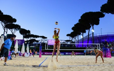 Beach Volleyball Major Series | News