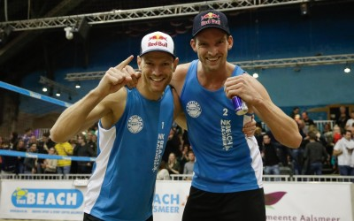 Brouwer and Meeuwsen start the year on top