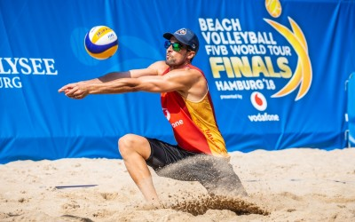 The best beach volleyball matches no one saw