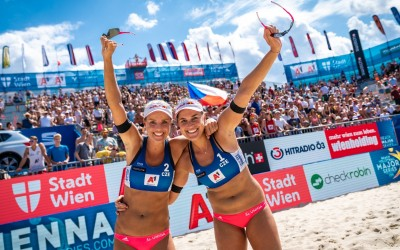 Champions galore in European sand