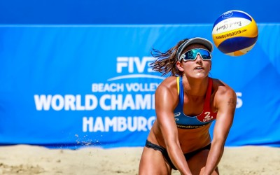 The 5 coolest nicknames in beach volleyball