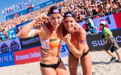 Keizer and Meppelink Victorious on Dutch Tour