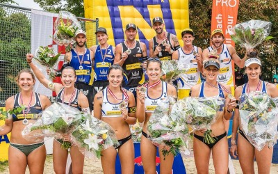 Veterans and Twins are Austrian National Champions