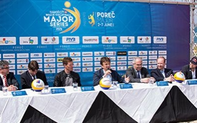 Beach Volleyball's Most Prestigious Series Starts in Croatia