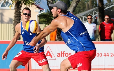 Move over Novak! – Serbian stars eyeing beach glory