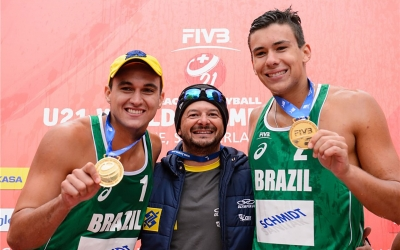 Brazilian starlets strike gold in Lucerne
