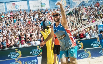 2016 FIVB World Tour Update