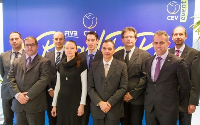 EBVC kicks off annual CEV Commission meetings