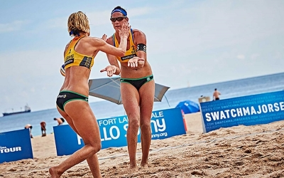 Ludwig/Walkenhorst settling in for Rio challenge