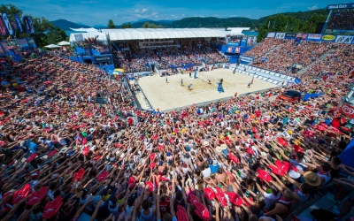 One week to A1 Major Klagenfurt!
