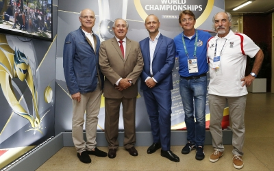2017 FIVB Beach Volleyball World Championships to head to Vienna!