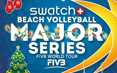 Season's greetings from Swatch Major Series