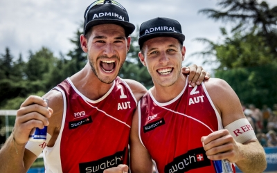 Austrian duo handed final wildcard spot