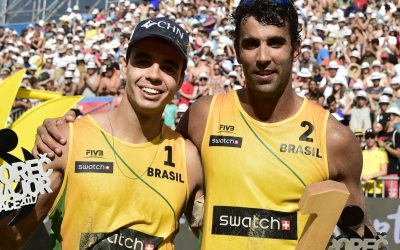 Historic Poreč Major gold for brilliant Brazilians
