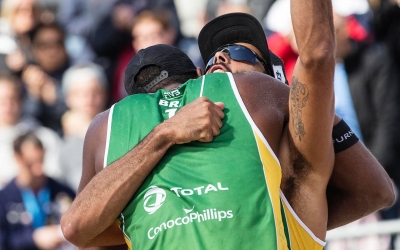 Brazil sweeps gold in Stavanger