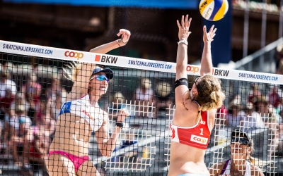 Kerri Walsh Jennings: Gstaad injury in top five moments of my career