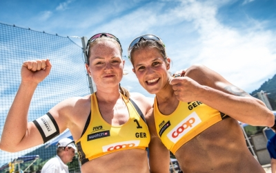 Poreč champions on fire in the Alps