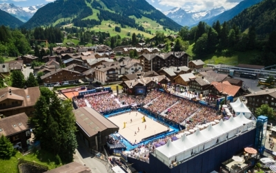 Hello from Gstaad!