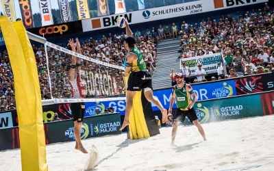 Swatch Beach Volleyball FIVB World Tour Finals start today