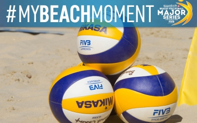 The #MyBeachMoment at #KlagenfurtMajor Instagram Sweepstakes