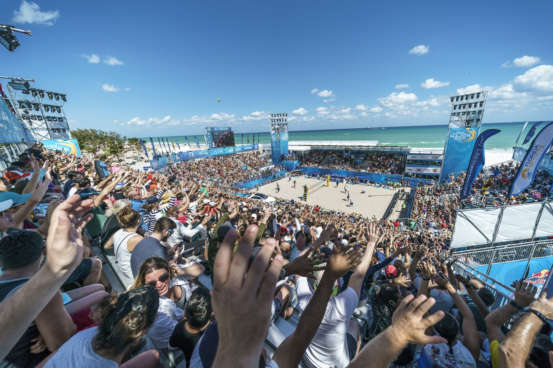2015 marked the beginning of the Beach Majors Series