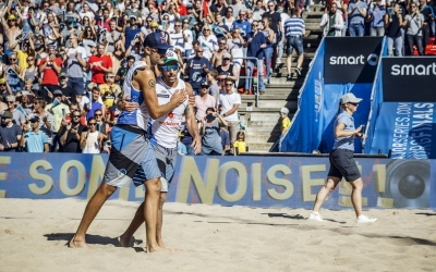 Americans reign the Rothenbaum!