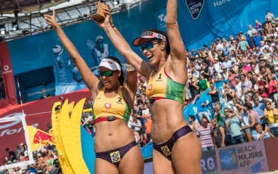 Brazilians turn silver into gold