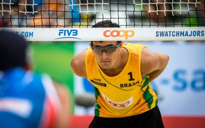 Brazilians face fight for qualification