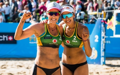 Brazilians march to gold in Military World Champs