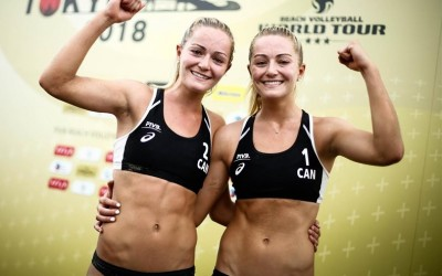 Canadian duos qualify for World Champs