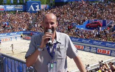 Humans of Beach Volleyball - Tom Bläumauer