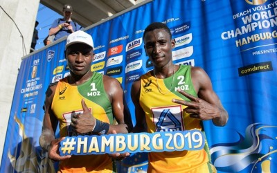 Mozambique in route for its own Olympic podium