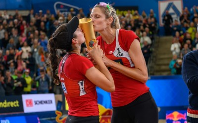 Canadians crowned champions of the world