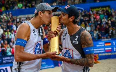 Beach Volleyball Major Series | News