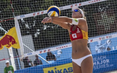 The new face of Spanish beach volleyball