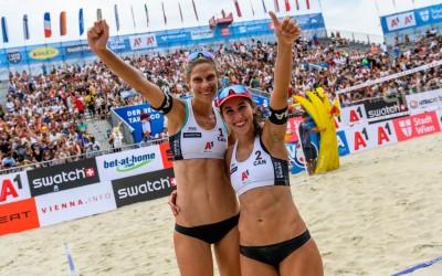 Beach Volleyball Major Series   News