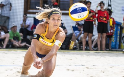 German stars crash out of Gstaad Major