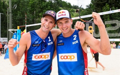 Vikings eyeing another Gstaad final