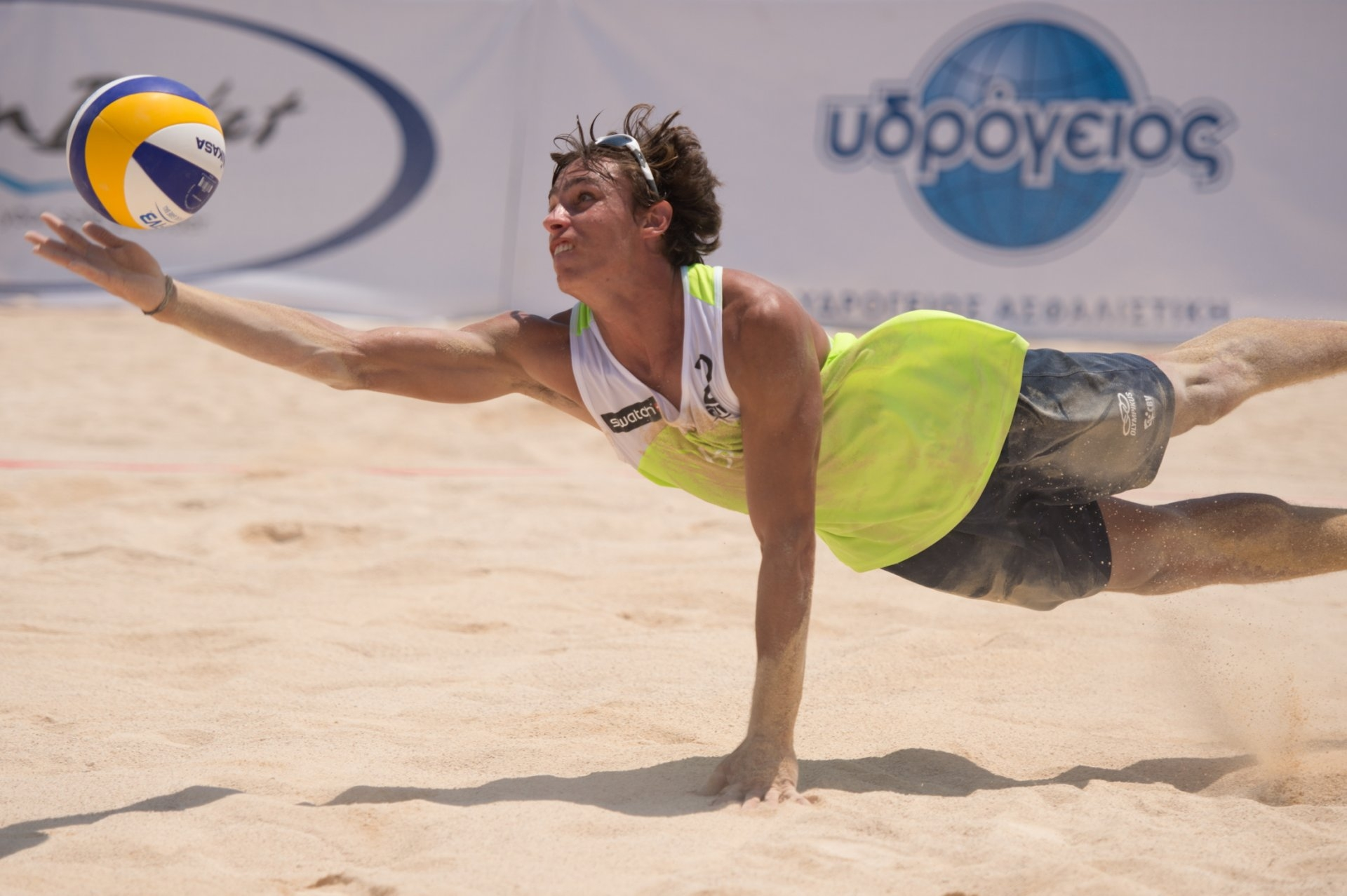 On his playing career, Iago represented Brazil in the 2012 Under-19 World Championships (Photocredit: FIVB)